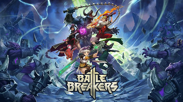 Battle Breakers de Epic Games