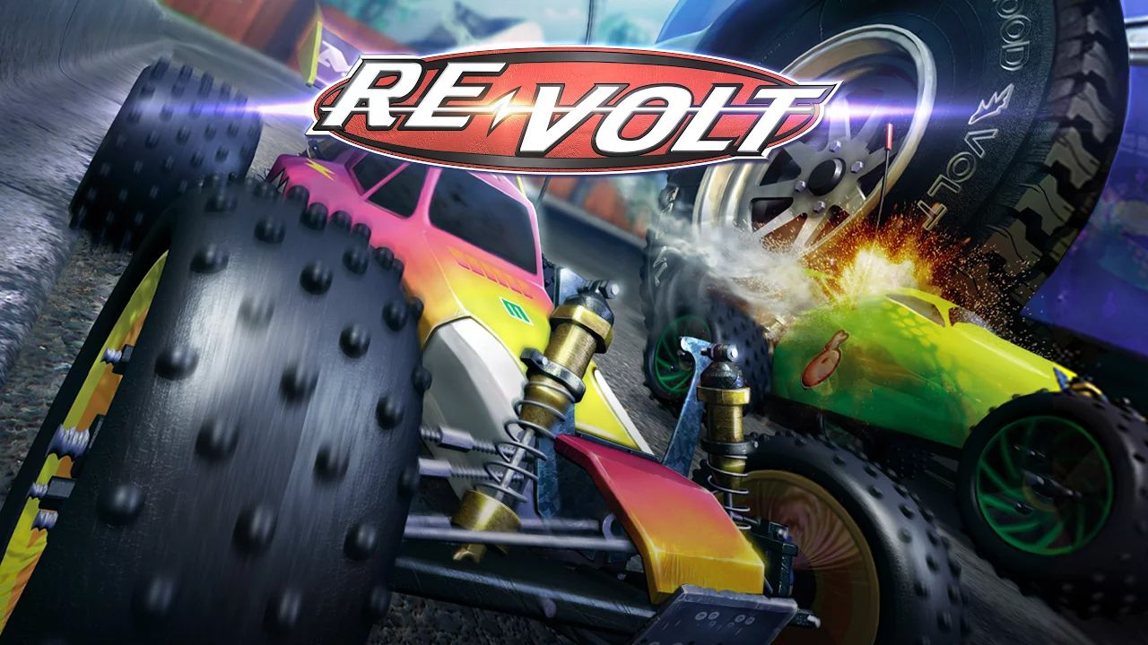 RE-VOLT Classic (Premium) Racing de WeGo Interactive
