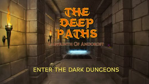 The Deep Paths: Labyrinth Of Andokost de Crescent Moon Games