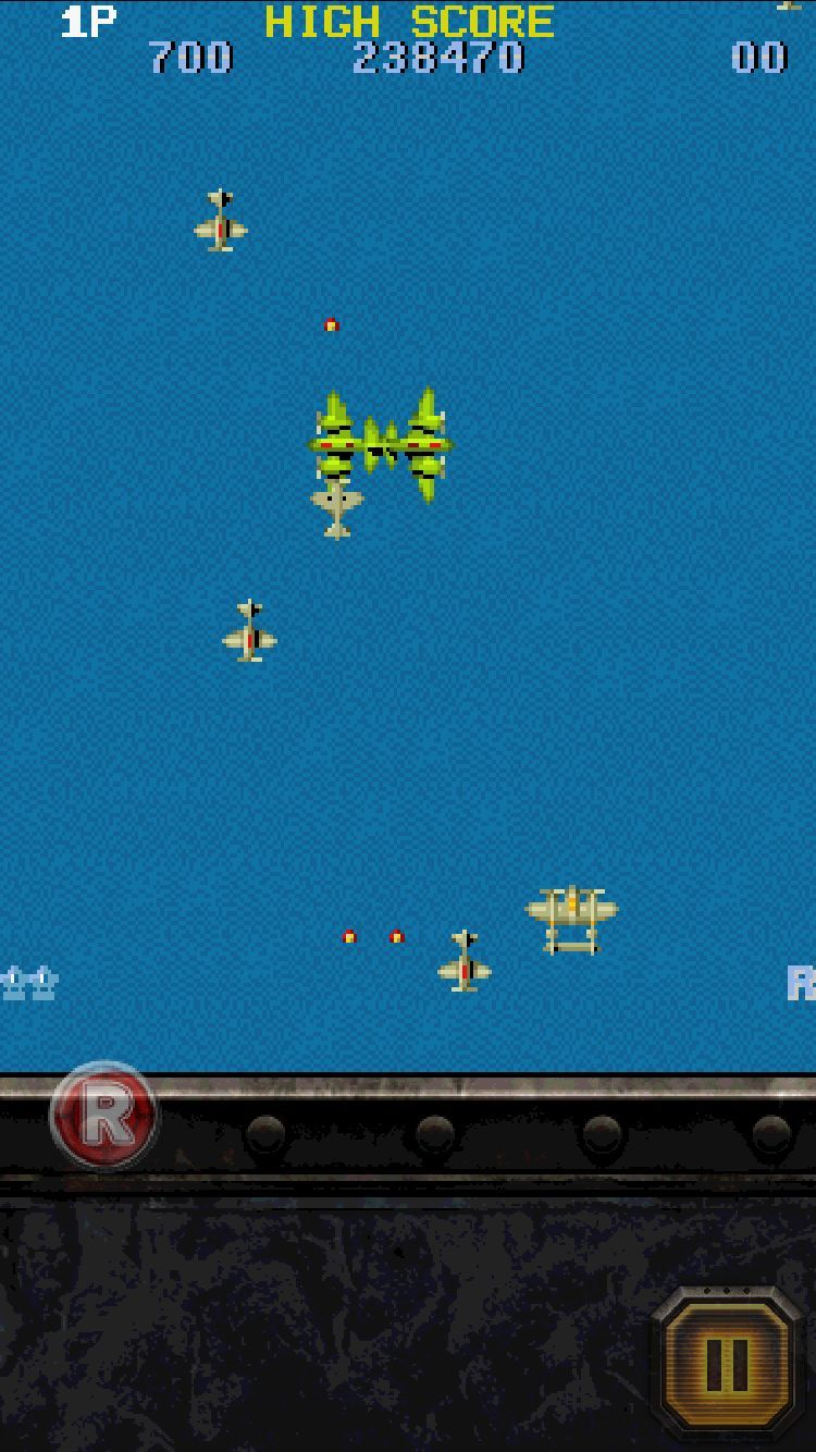 1942 MOBILE (copie d'écran 7 sur iPhone / iPad)