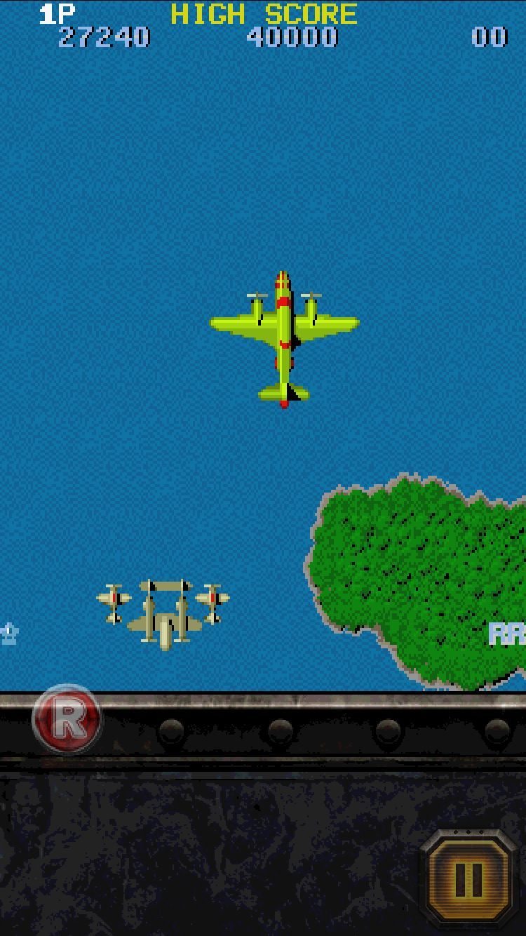 1942 MOBILE (copie d'écran 2 sur Android)