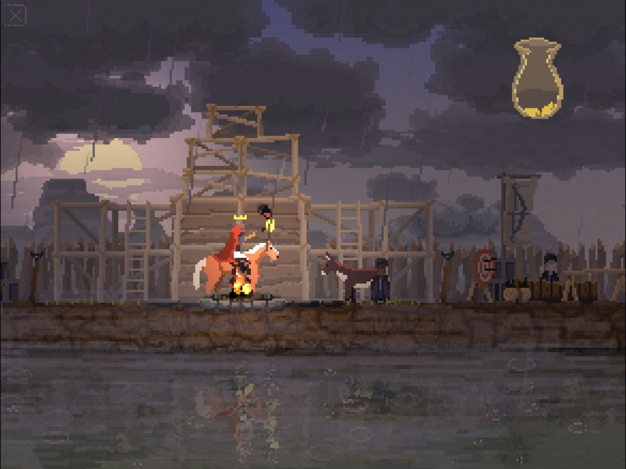 Kingdom: New Lands (copie d'écran 5 sur iPhone / iPad / Apple TV)