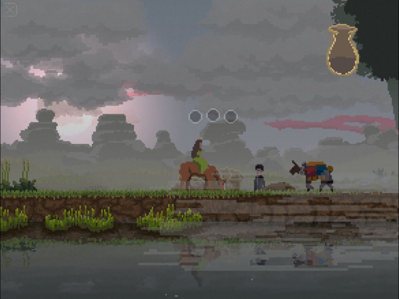 Kingdom: New Lands (copie d'écran 10 sur iPhone / iPad / Apple TV)