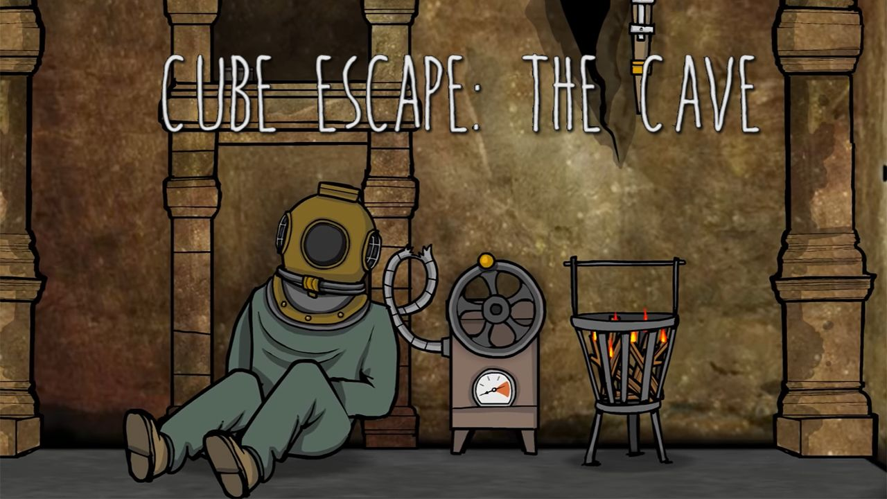 Cube Escape: The Cave de Rusty Lake