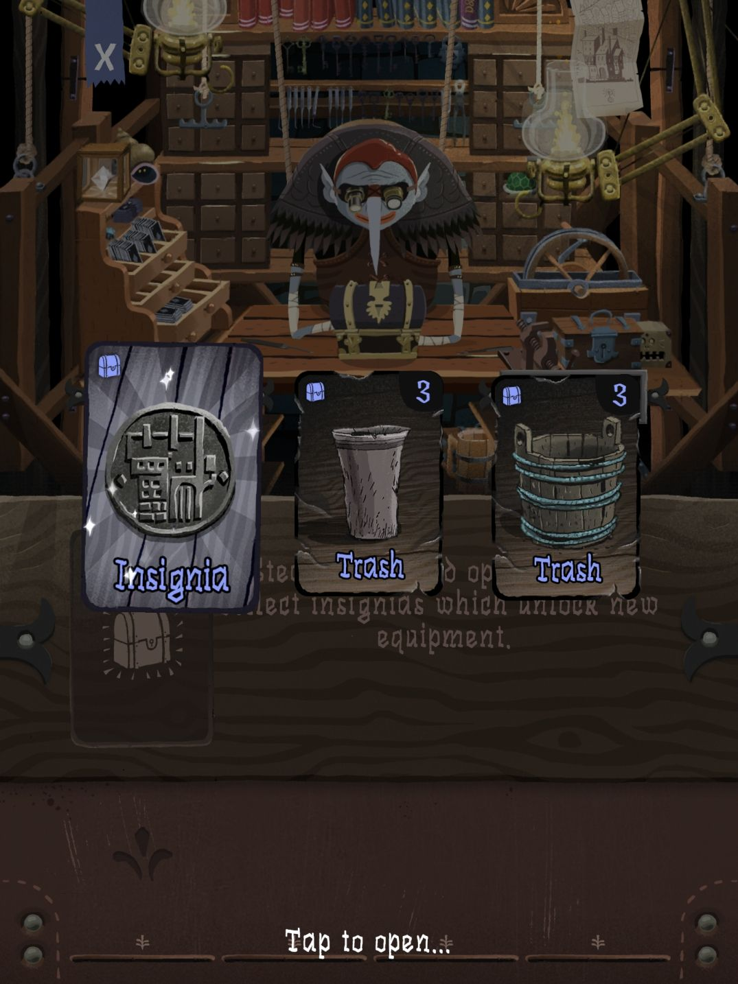 Card Thief (copie d'écran 7 sur iPhone / iPad)