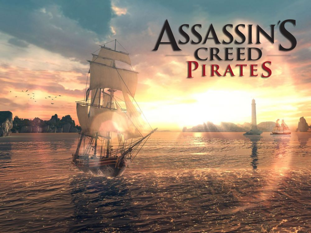 Assassin's Creed : Pirates sur Android, iPhone et iPad