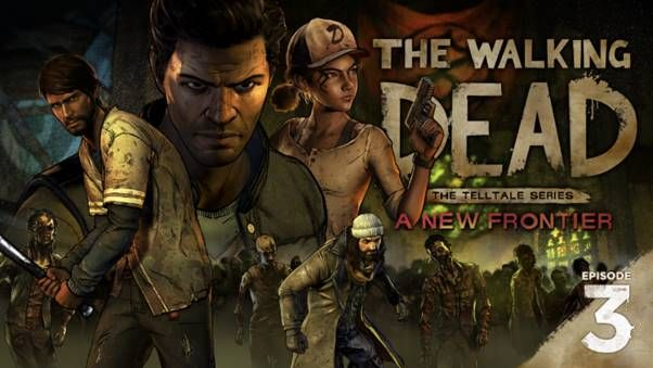 The Walking Dead: A New Frontier (Above the Law) de TellTale