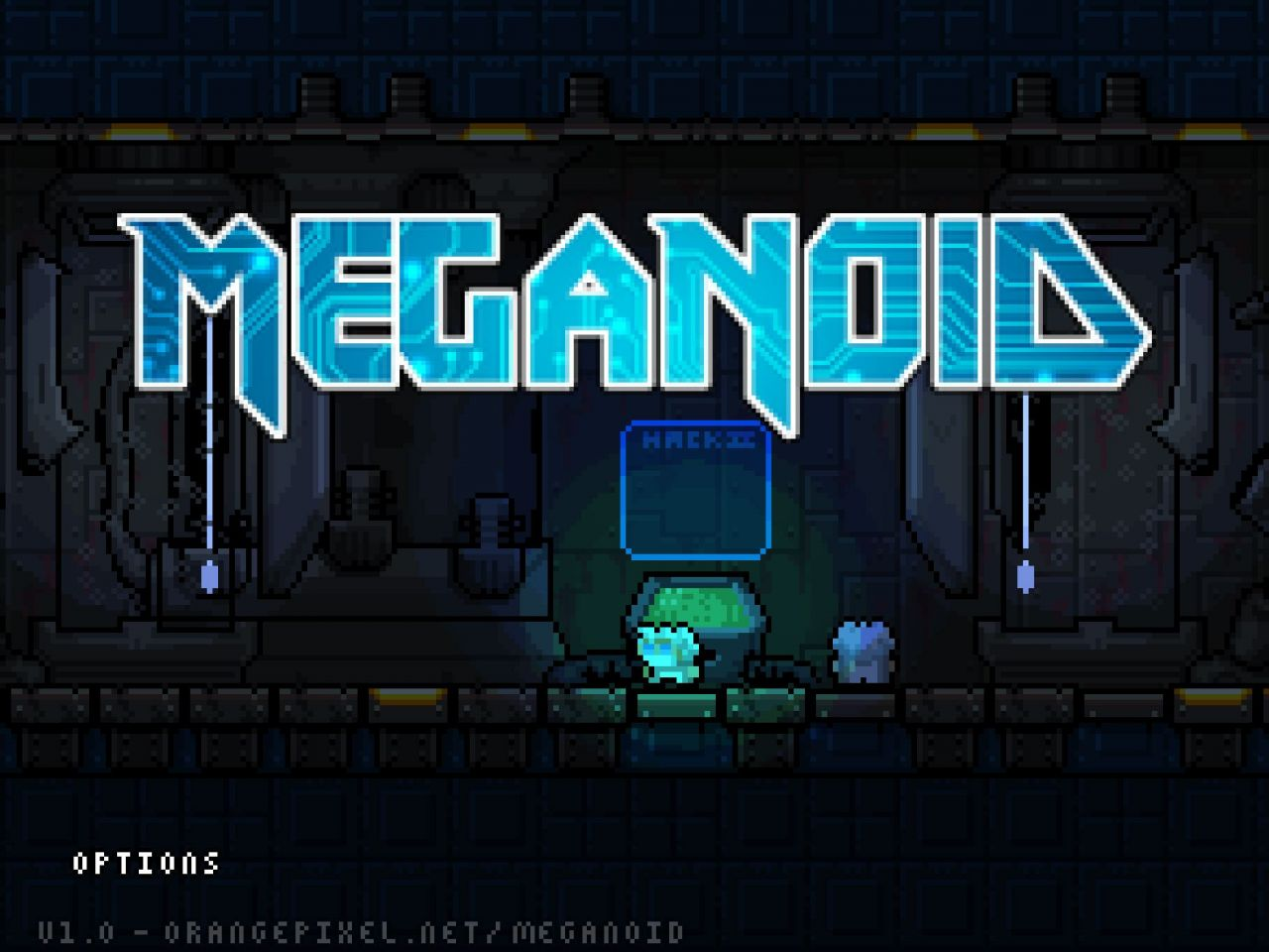 Meganoid(2017) (copie d'écran 1 sur iPhone / iPad)
