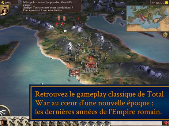 ROME: Total War - Barbarian Invasion de Feral Interactive