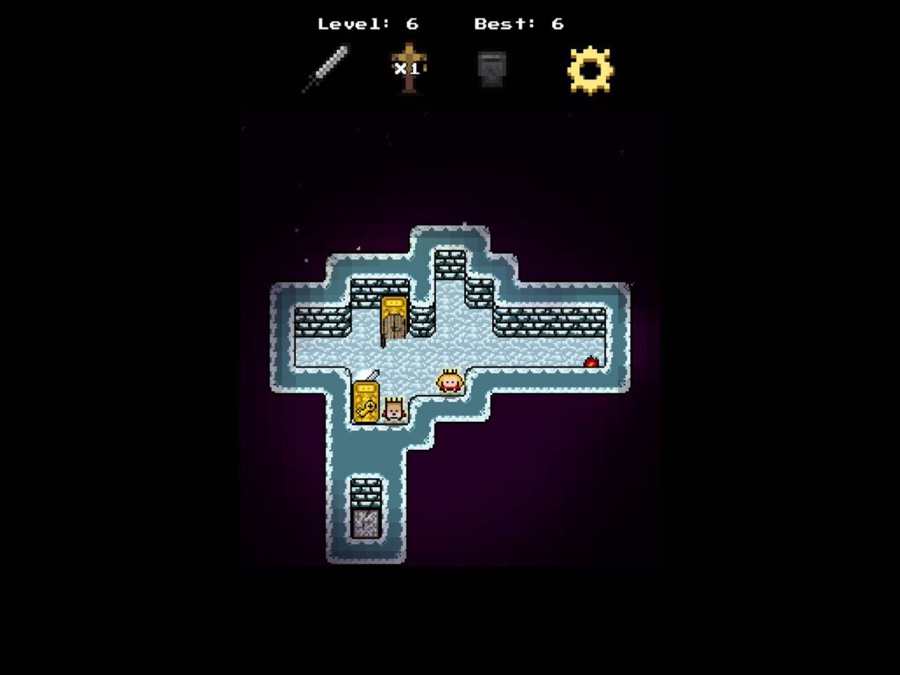 Royal Dungeon (copie d'écran 7 sur iPhone / iPad)