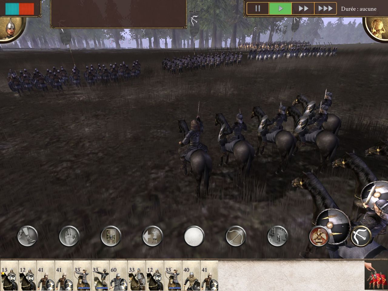ROME: Total War - Barbarian Invasion (copie d'écran 11 sur iPhone / iPad)