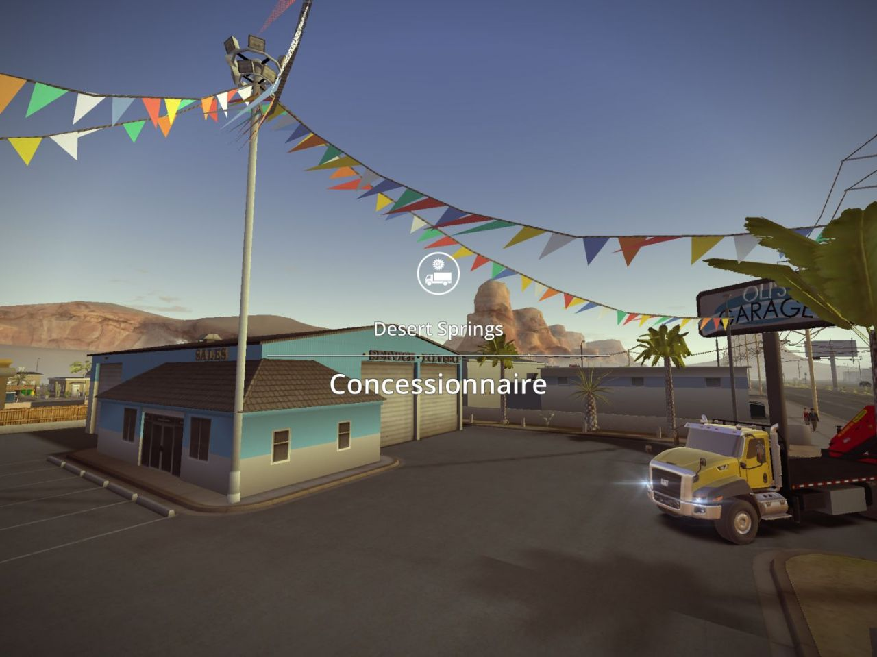 Construction Simulator 2 (copie d'écran 4 sur iPhone / iPad)