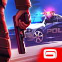 Test Android de Gangstar New Orleans OpenWorld