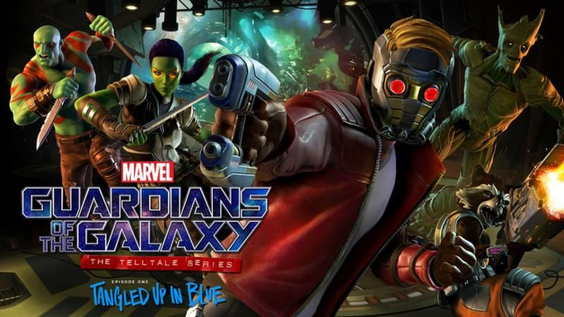Marvel's Guardians of the Galaxy: The Telltale Series Episode 1
