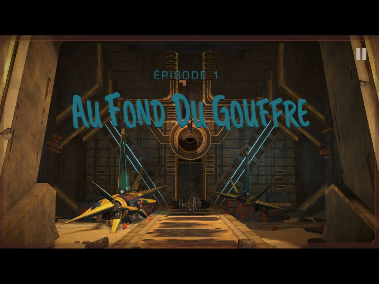 Marvel's Guardians of the Galaxy TTG (Episode 1 : Au fond du gouffre) (copie d'écran 9 sur iPhone / iPad)