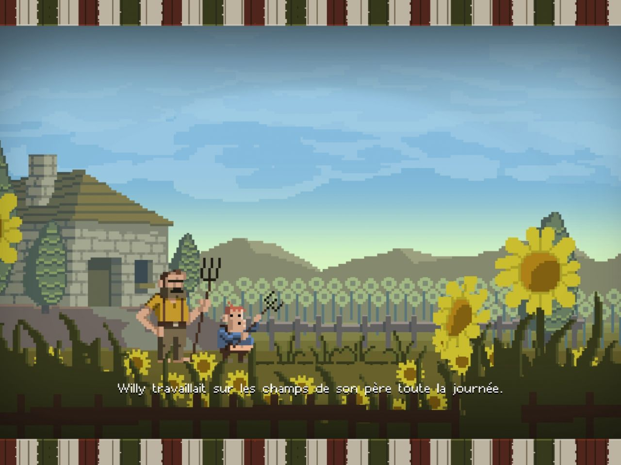 Penarium (copie d'écran 1 sur iPhone / iPad)