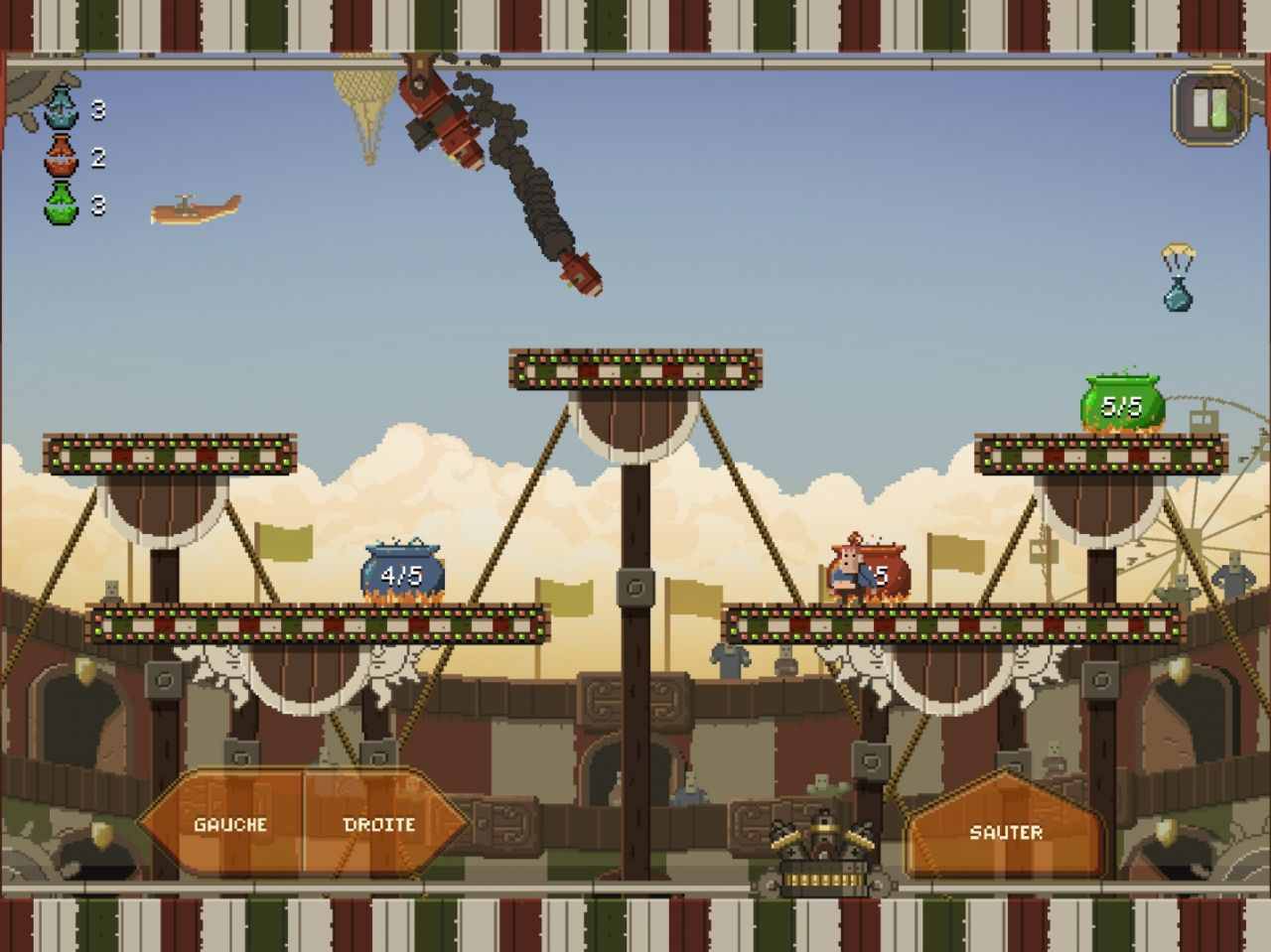 Penarium (copie d'écran 6 sur iPhone / iPad)