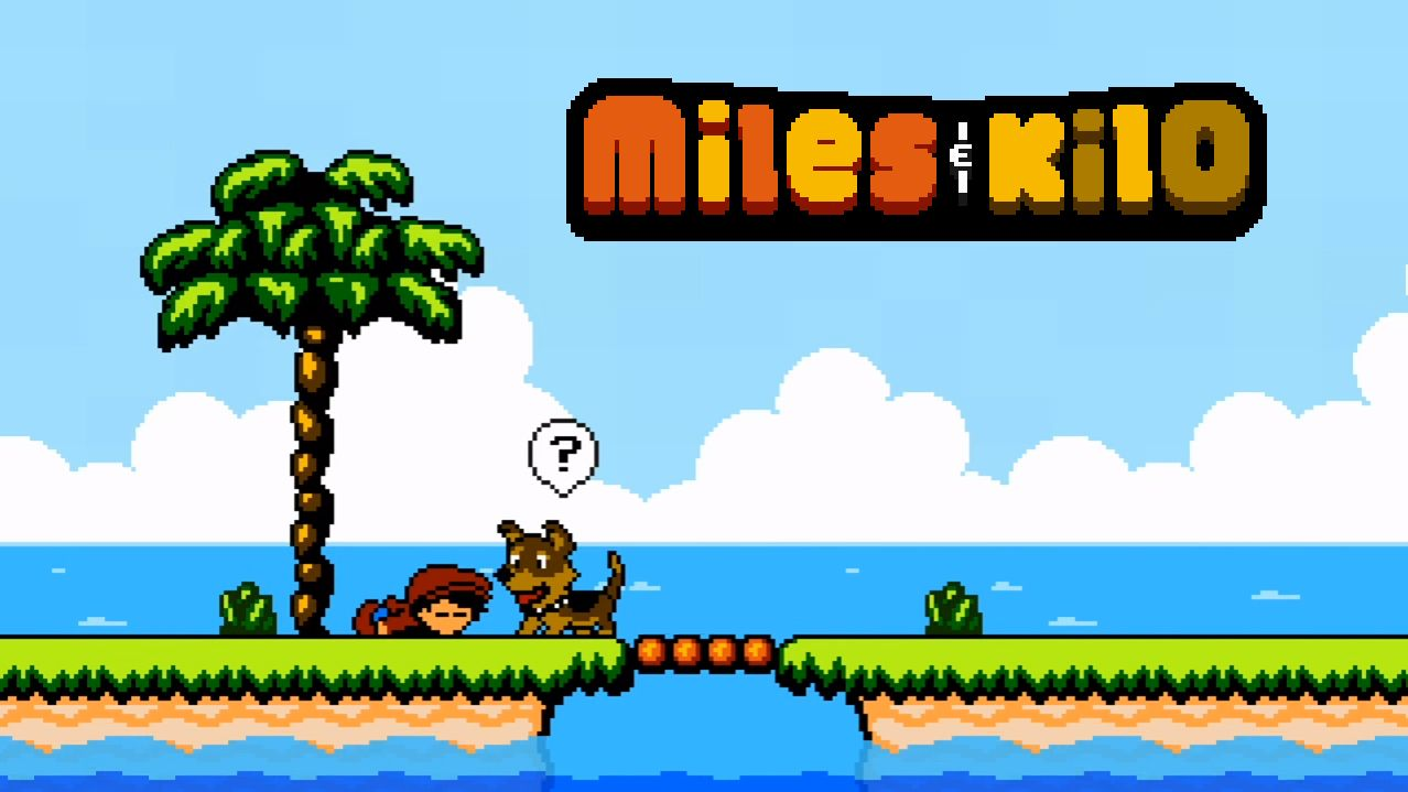 Miles And Kilo de thepixelguy