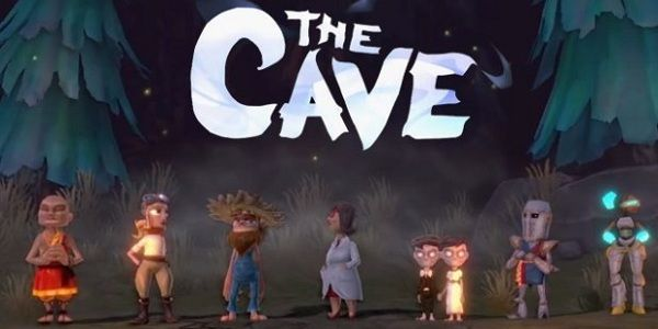 The Cave sur Ouya