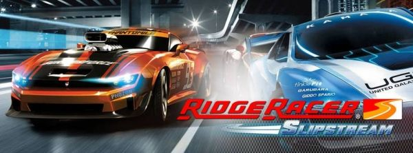 Ridge Racer Slipstream sur Android, iPhone et iPad