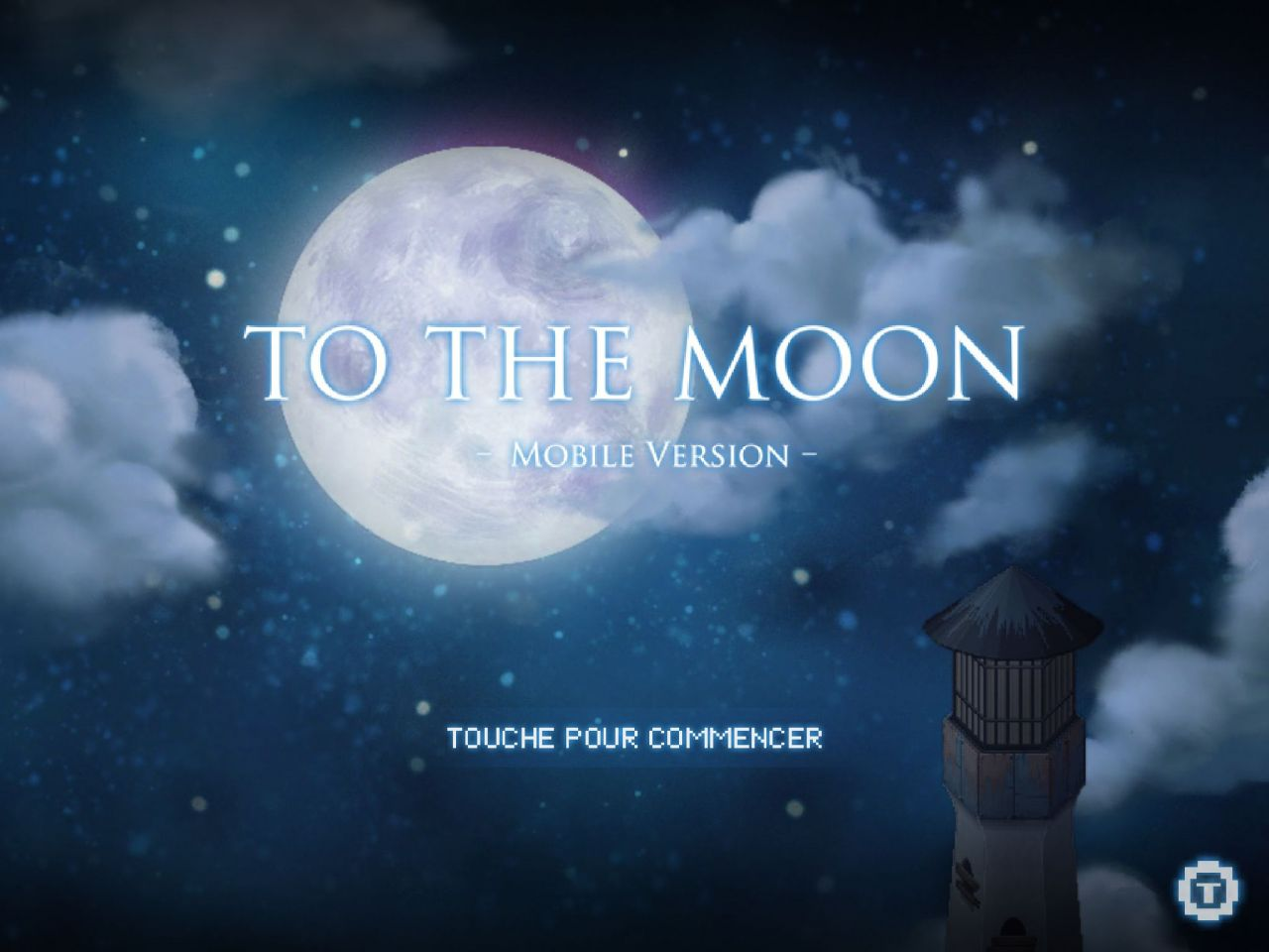 To the Moon (copie d'écran 1 sur Android)