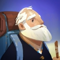 Old Man's Journey sur iPhone / iPad