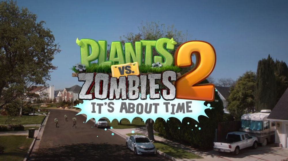 Plants vs. Zombies™ 2: It's About Time!