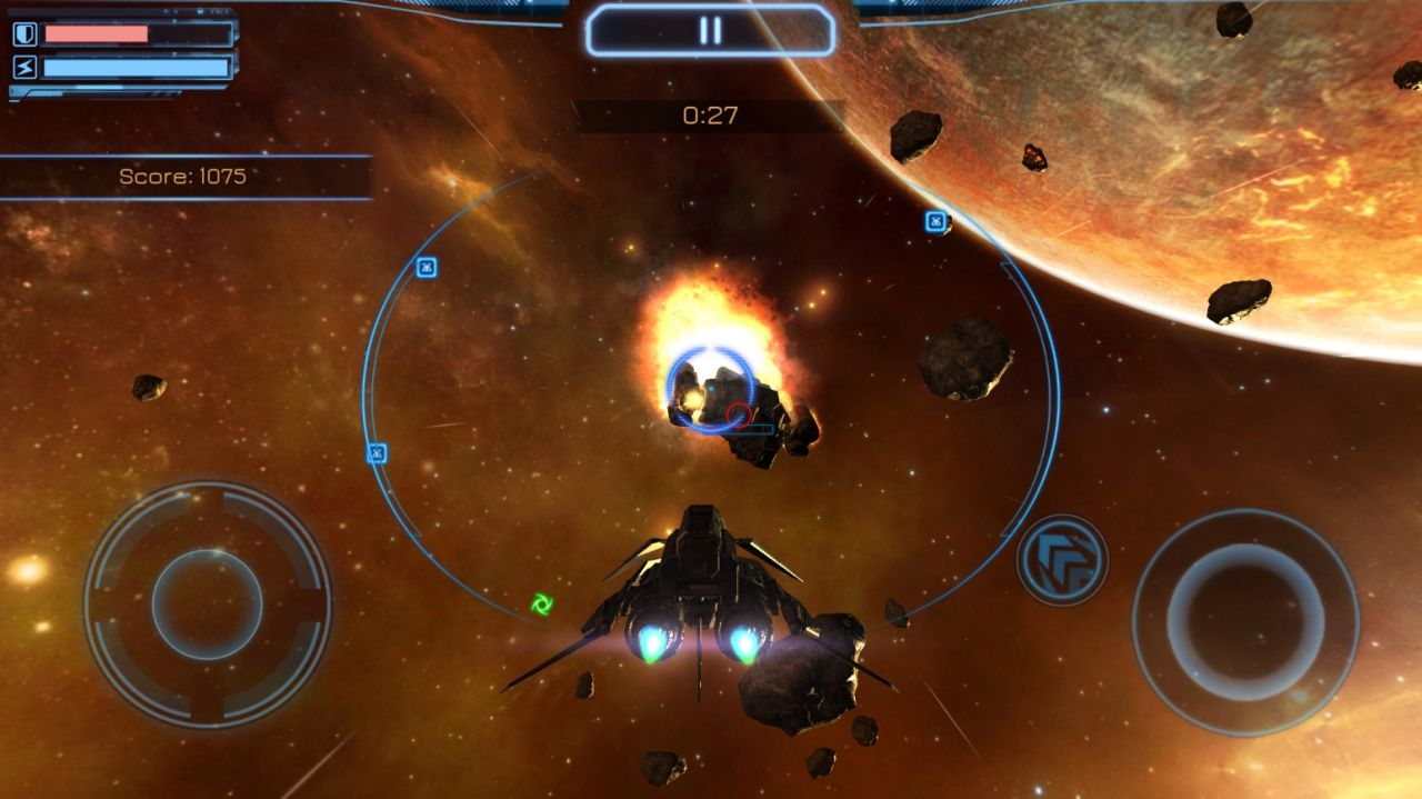 Subdivision Infinity (copie d'écran 10 sur iPhone / iPad / Apple TV)