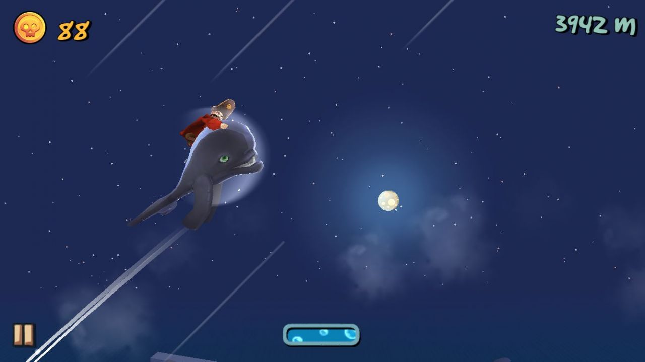 Run-A-Whale (copie d'écran 10 sur iPhone / iPad)