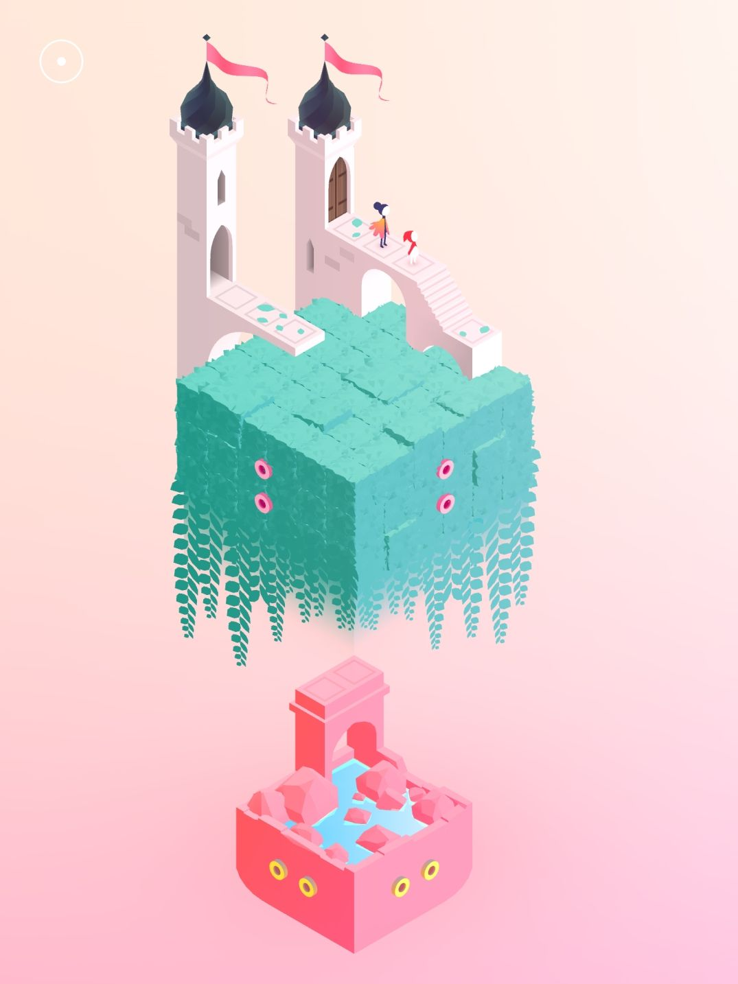 Monument Valley 2 (copie d'écran 2 sur iPhone / iPad)