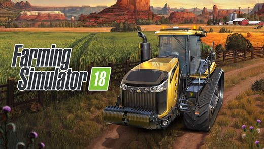 Farming Simulator 18 de Giants Software