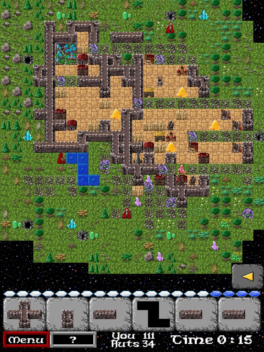 Castleparts (copie d'écran 7 sur iPhone / iPad)