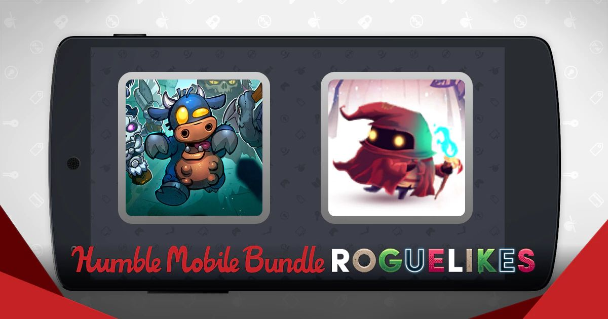 Humble Bundle Mobile spécial Roguelike