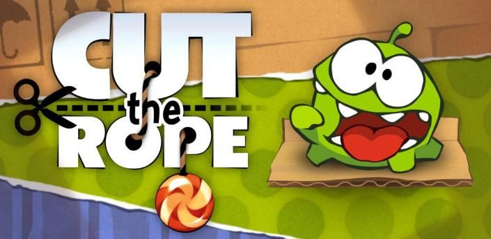 Cut the Rope de ZeptoLab