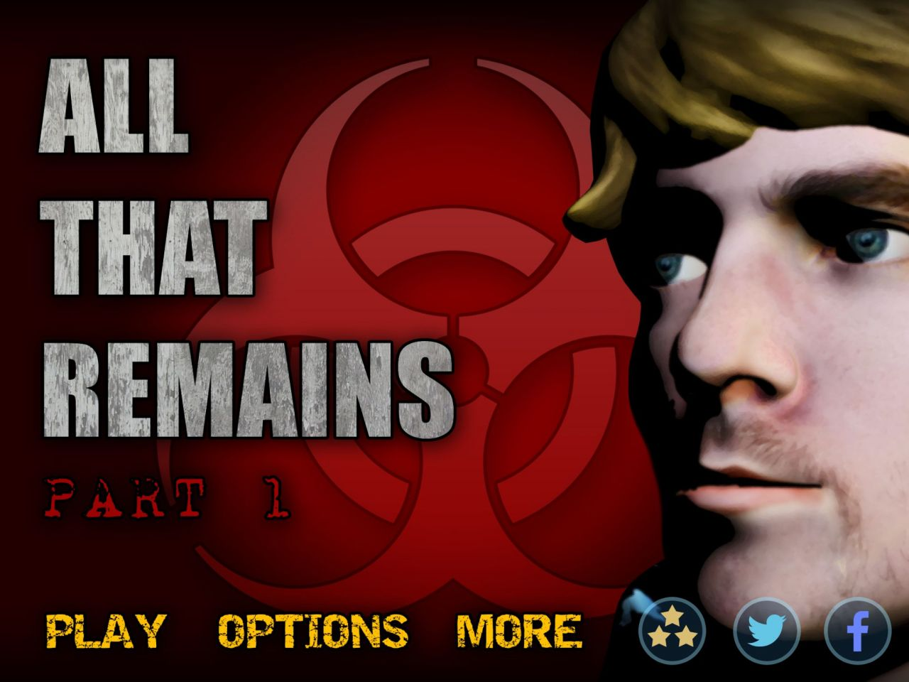 All That Remains: Part 1 (copie d'écran 1 sur Android)