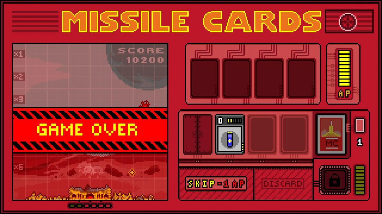 Missile Cards (copie d'écran 9 sur iPhone / iPad)