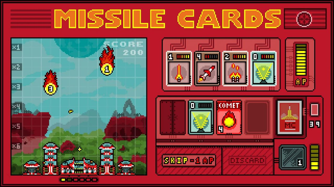 Missile Cards (copie d'écran 16 sur iPhone / iPad)