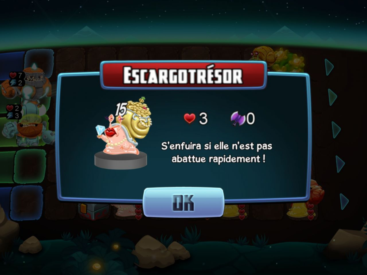 Star Vikings Forever (copie d'écran 4 sur iPhone / iPad)