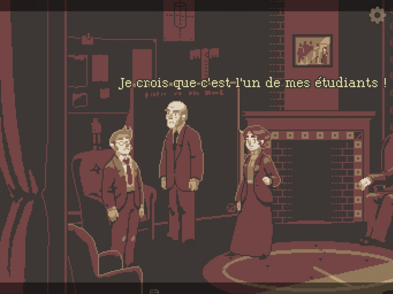The Lion's Song (copie d'écran 20 sur iPhone / iPad)