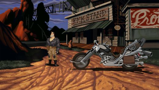 Full Throttle Remastered de Double Fine