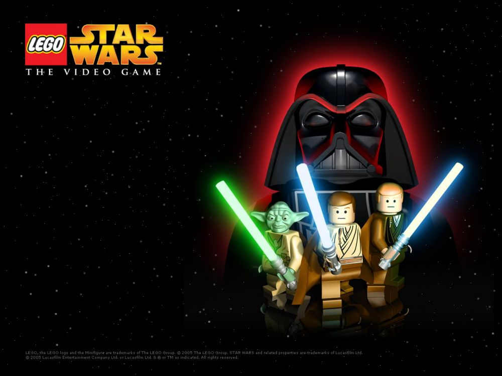LEGO® Star Wars™: The Complete Saga sur iPhone et iPad