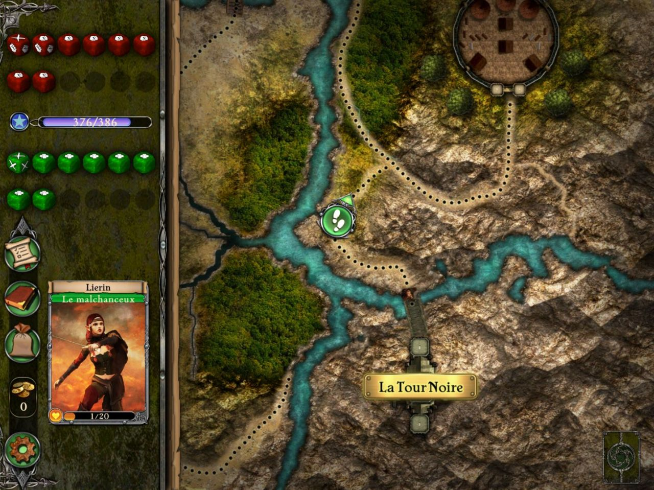 Fighting Fantasy Legends (copie d'écran 16 sur Android)