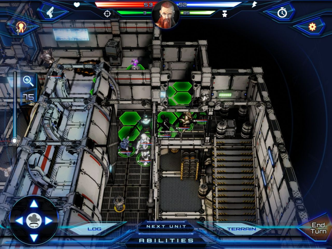 Strike Team Hydra (copie d'écran 4 sur iPhone / iPad)