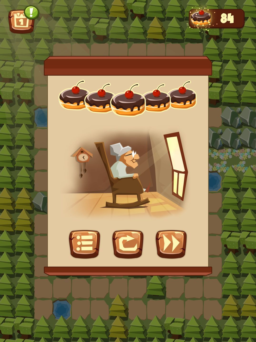 Bring me Cakes - Puzzle (copie d'écran 2 sur iPhone / iPad)