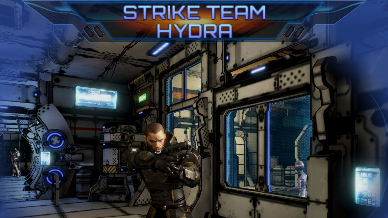 Strike Team Hydra de Wave Light Games