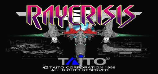 RAYCRISIS de TAITO Corporation