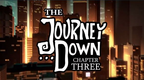 The Journey Down: Chapter Three de SkyGoblin