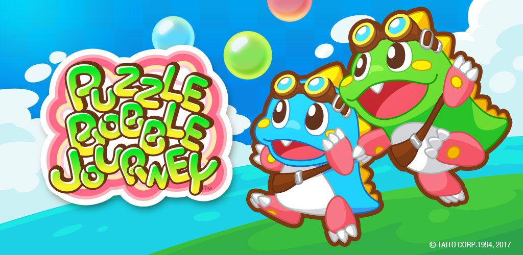 Puzzle Bobble Journey de TAITO Corporation