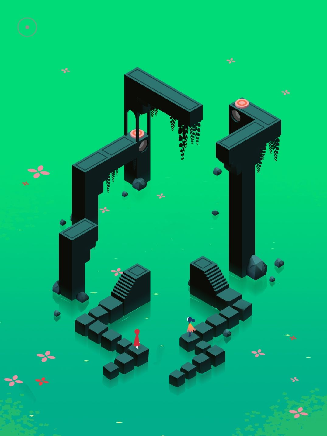 Monument Valley 2 (copie d'écran 19 sur Android)