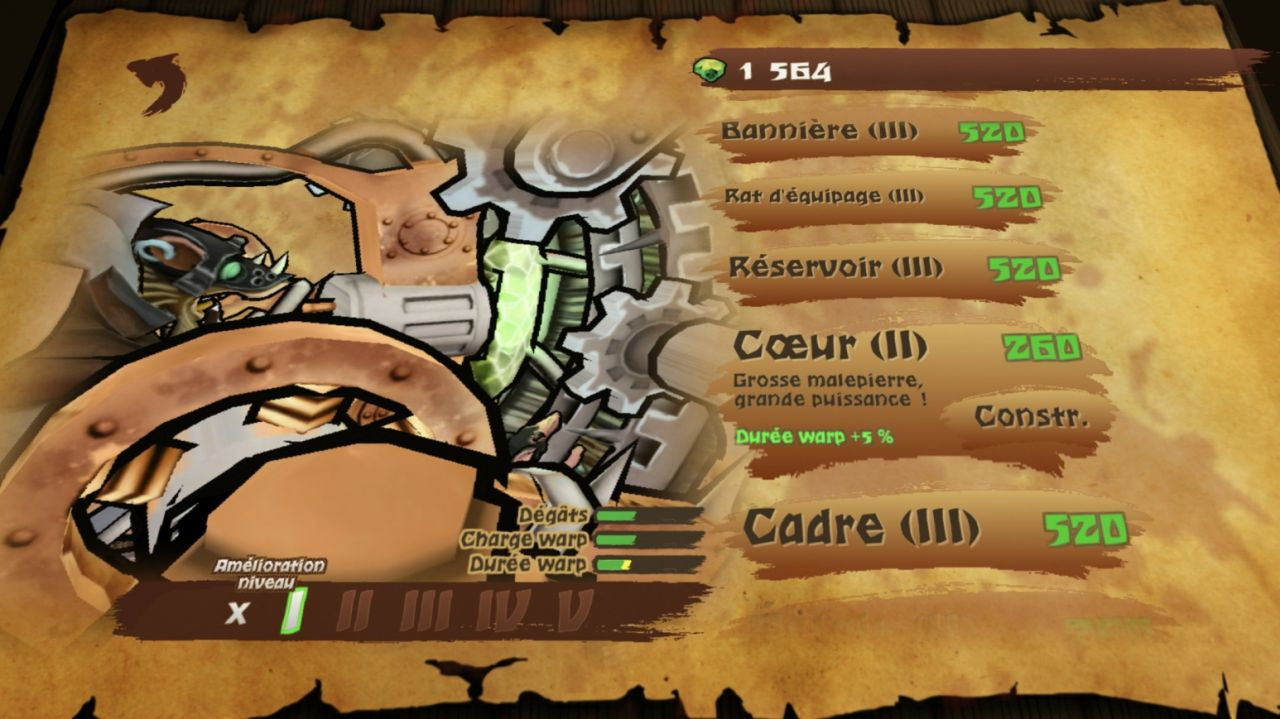 Doomwheel (copie d'écran 10 sur iPhone / iPad)